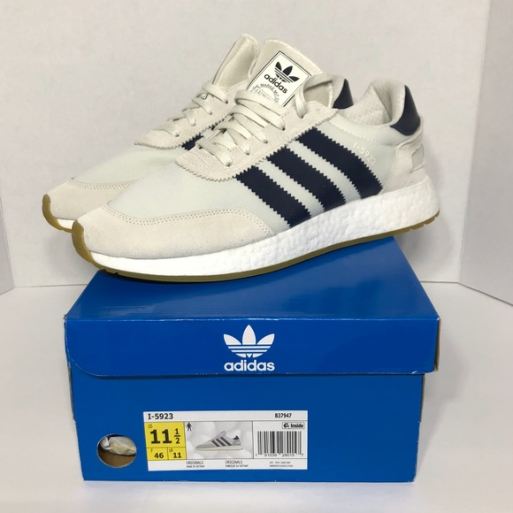 purchase cheap 2bdcf 3e0af NWT Adidas I-5923 Iniki Runner